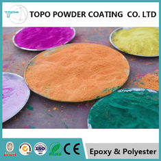 Polyester Hammer Finish Powder Coating RAL 1001 Color 2H Pencil Hardness