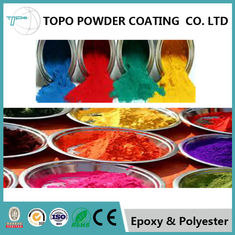 Folding Table Metallic Powder Coat , RAL 1011 Anti Corrosion Coating For Steel